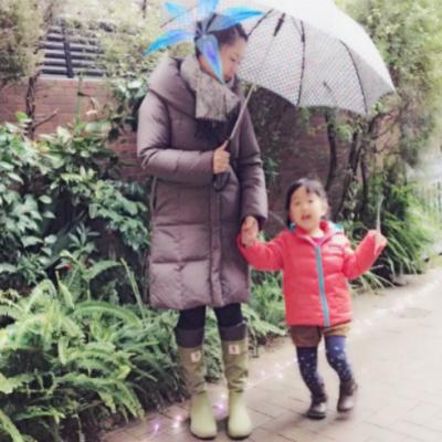 に傘に入るならコレ!「雨の日 ...